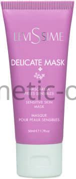 DELICATE MASK - Успокаивающая маска, 50мл. - LEVISSIME